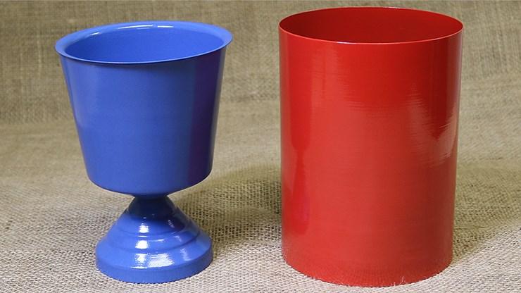 Aqua Change Vase (Aluminium) - magic