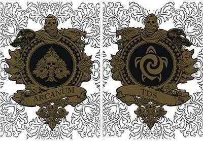 Arcanum Grey Deck - magic