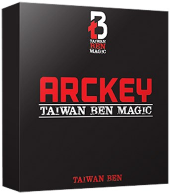 ArcKey Bending Key - magic