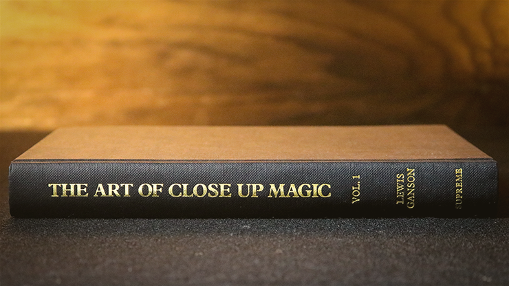 Art of Close Up - Volume 1 - magic