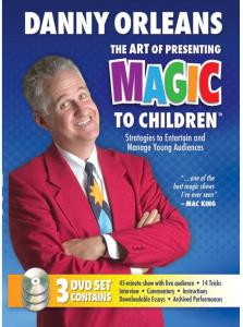Art of Presenting Magic to Children - magic