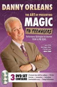 Art of Presenting Magic to Teenagers - magic