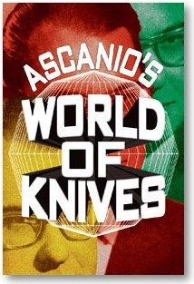 Ascanio's World Of Knives - magic