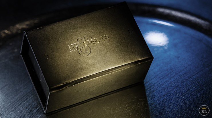 Ash and Ember Gold (Beveled)  - magic