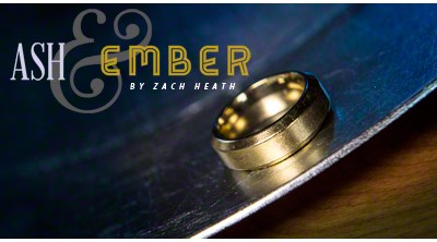 Ash and Ember Gold (Beveled)  - magic