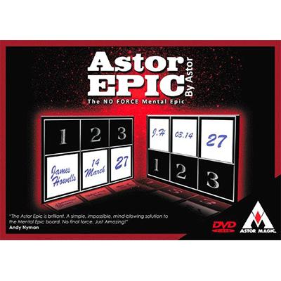 Astor Epic - magic