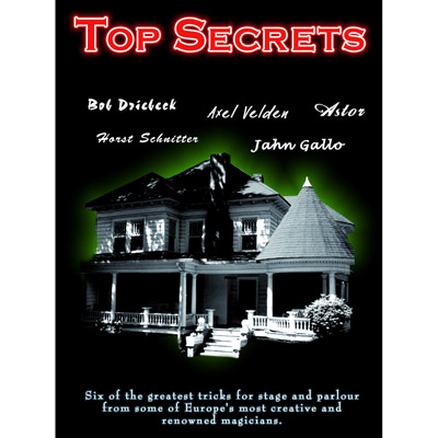 Astor's Top Secrets - magic