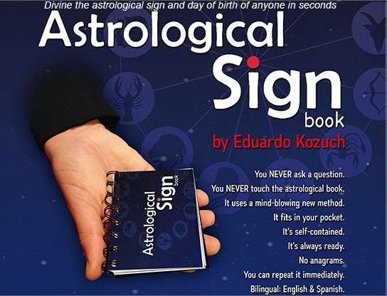 Astrological Sign - magic