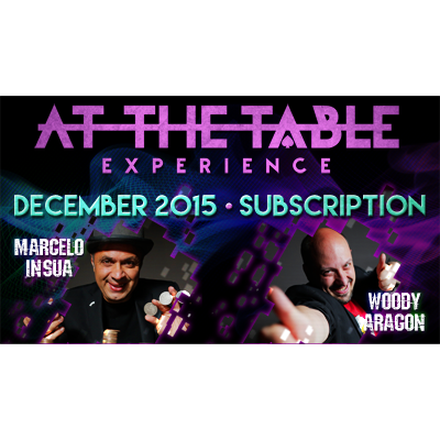 At The Table - December 2015 - magic
