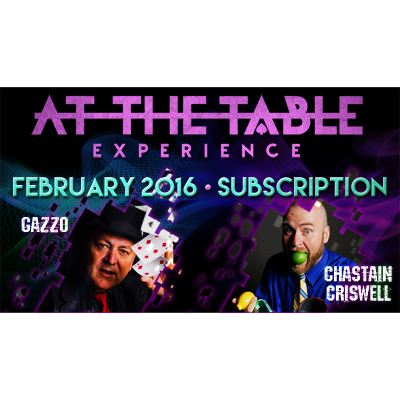 At The Table - February 2016 - magic