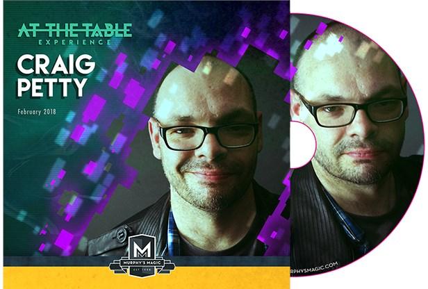 At The Table Live Craig Petty - magic