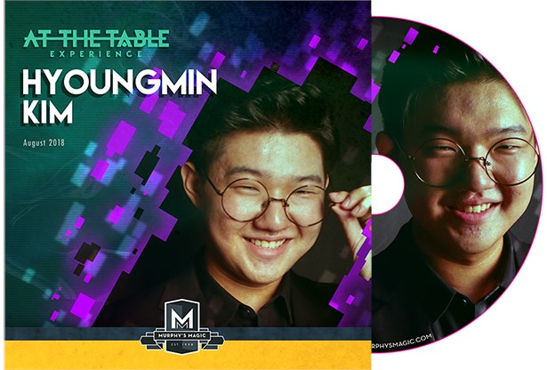 At The Table Live Hyoungmin Kim DVD - magic