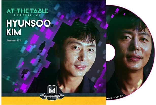 At The Table Live Hyunsoo Kim DVD - magic