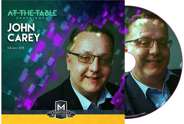 At The Table Live John Carey - magic