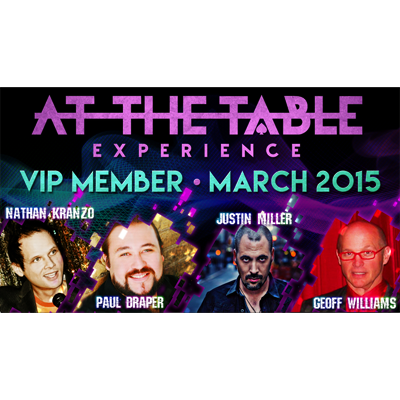 At The Table - March 2015 - magic