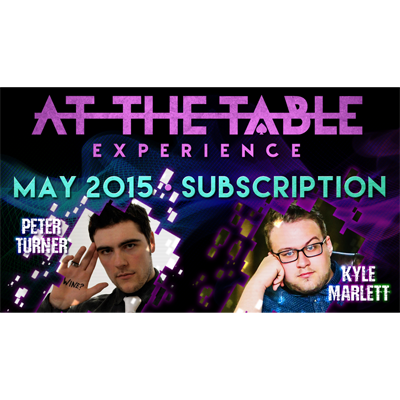 At the Table - May 2015 - magic
