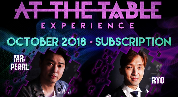 At The Table - October 2018 - magic
