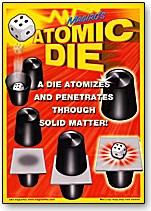 Atomic Die trick - magic