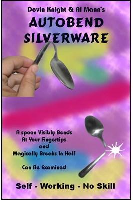 Autobend Silverware - magic
