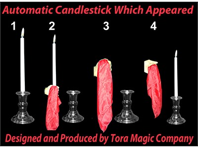 Automatic Appearing Candle - magic