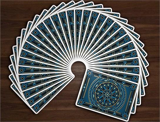 Avant-Garde United Cardists 2017 Playing Cards - magic