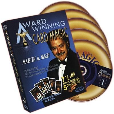Award Winning Card Magic - magic