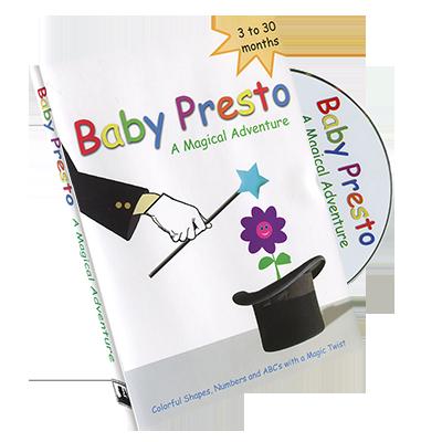 Baby Presto - magic