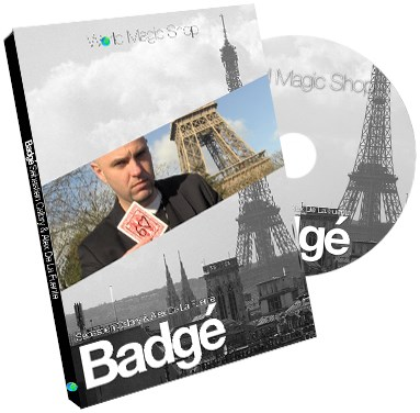 Badge - magic