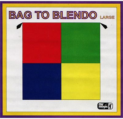 Bag to Blendo   - magic