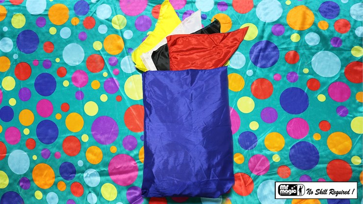 Bag to 'Happy Birthday' Silk - magic