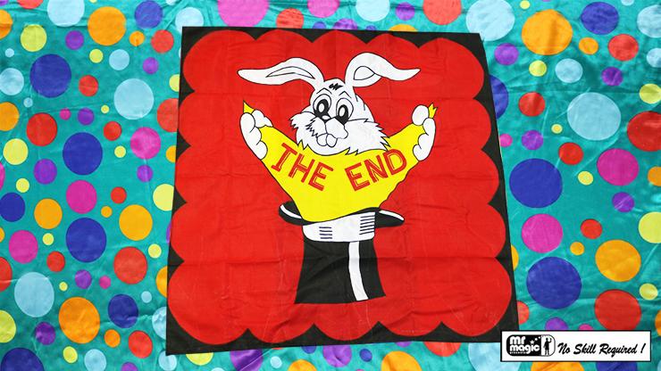 Bag to 'The End' Silk - magic
