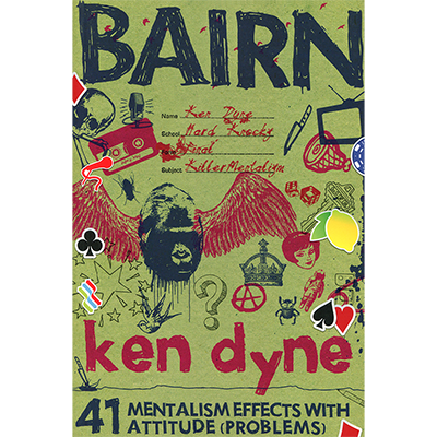 Bairn - The Brain Children of Ken Dyne  - magic