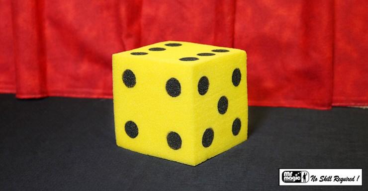 Ball To Dice - magic