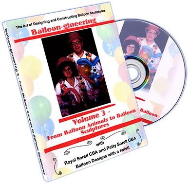 Balloon-gineering Volume 3 - magic
