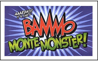 Bammo Monte Monster - magic