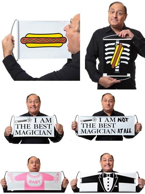Banner Gags - magic