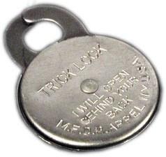 Bashful Lock - magic