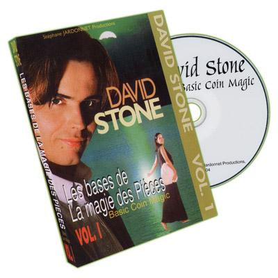Basic Coin Magic - Volume 1 (David Stone) - magic