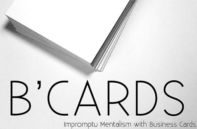 B'Cards - magic