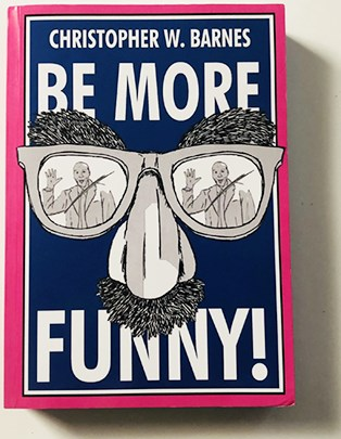 BE MORE FUNNY - magic