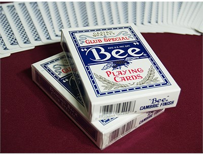 Bee Phoenix Casino Decks - magic