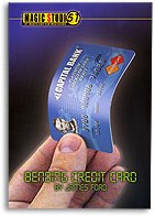 Bending Credit Card James Ford & Magic Studio 51 - magic