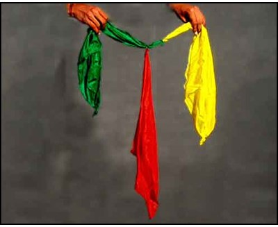 Bewildering Silks 15 inch - magic