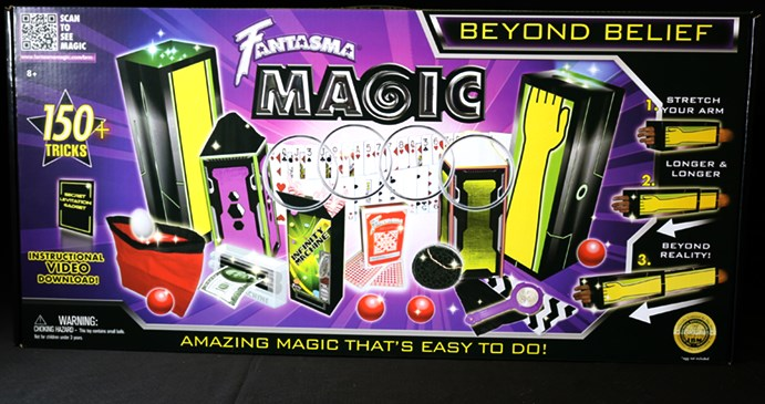 Beyond Belief Magic Set - magic