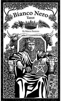 Bianco Nero  Tarot Cards - magic