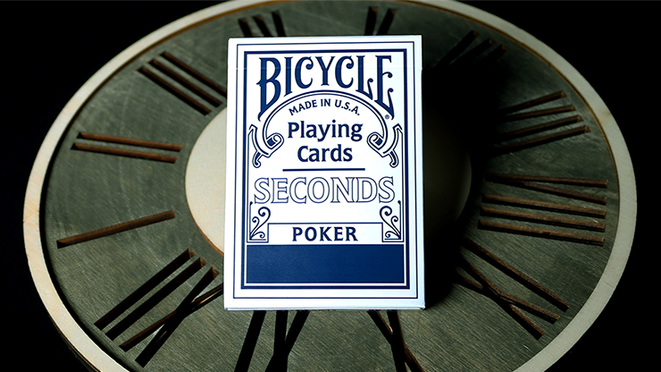 Bicycle 808 Seconds  Playing Cards - magic