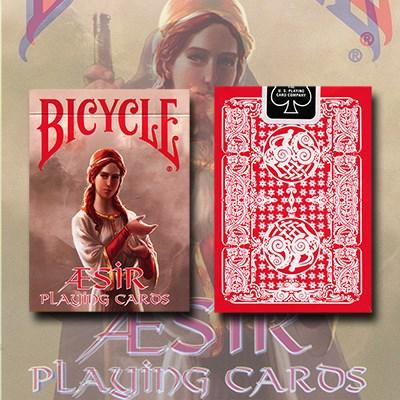 Bicycle AEsir Viking Gods Playing Cards - magic