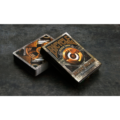 Bicycle Ancient Machine Playing Cards - magic