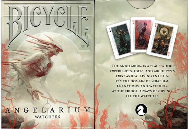 Bicycle Angelarium - Watchers - magic