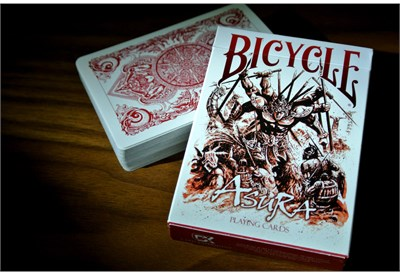 Bicycle Asura Red Deck - magic